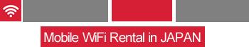 Japan WIFI Rental